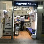 misterminit・ミスターミニット・合鍵・新カギ・カギ番号・