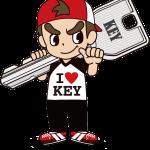 新カギの俺の合鍵はスペアキーとマスターキーと純正キーも取り扱い