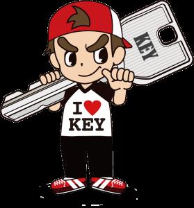 ジョイフルホンダ・ホームセンター・新カギの俺の合鍵はスペアキーとマスターキーと純正キーも取り扱い。