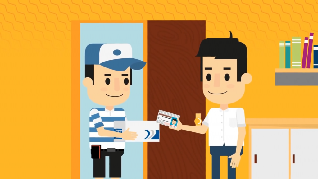 郵便局本人限定サービス・カギ番号・カギ番号はあなたの家のパスワード・俺の合鍵
