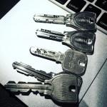 チェッキー CHECKEY 鍵番号を隠す 鍵番号はあなたの家のパスワード 俺の合鍵