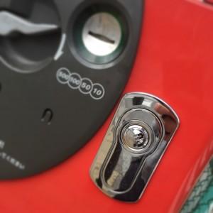 自動販売機 鍵 新カギ 俺の合鍵
