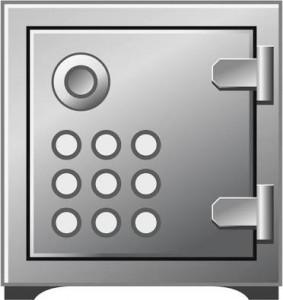 ダイヤル式金庫開錠。俺の合鍵