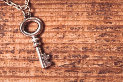 合鍵を子供に渡す時って「ドキドキウルウル。。。」俺の合鍵。