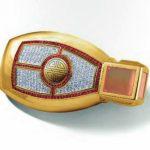 高級車の鍵、合鍵をダイヤでデコレーションがすごい、ベンツ、ロールスロイス、ベントレー、ポルシェ。俺の合鍵。