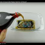 iPhone7・スイカ・PASMO・防水機能・ネットで合鍵が注文できる俺の合鍵・スペアキー・ディンプルキー・コーラ漬け実験・凍らせ実験