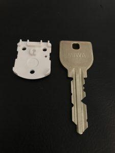 チェッキーアダプタBを選ぶ・チェッキー・CHECKEY・開け閉め・カギ番号を隠す・新カギ・俺の合鍵・カギ番号はあなたの家のパスワード