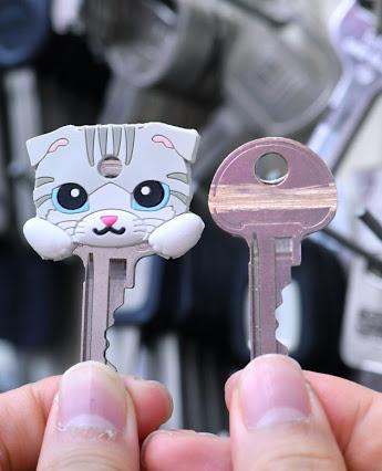 カギ番号を削る・カギ番号・新カギ・俺の合鍵・鍵番号を隠そう・鍵番号はあなたの家のパスワード