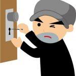 ピッキング被害は鍵の交換で防げる。俺の合鍵・シリンダー交換・泥棒騒ぎ・泥棒対策・防犯カメラ・