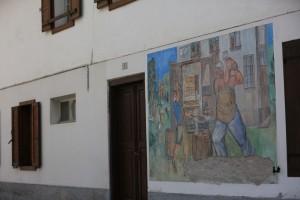チビアーナ・イタリア・カギのルーツ・俺の合鍵・カギ番号・鍛冶屋・壁画・新カギ