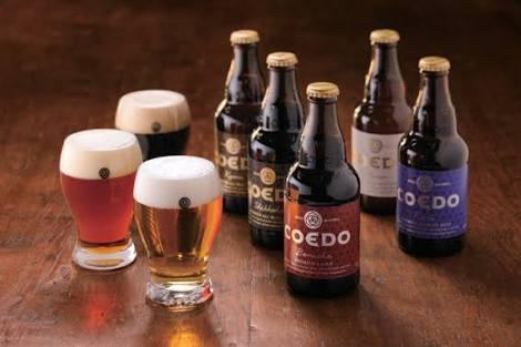 埼玉県川越市のコエドビール・coedoビールはうまい。合鍵・俺の合鍵・