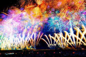 新潟県長岡市の花火大会は日本三大花火大会です。合鍵・俺の合鍵・スペアキー・新潟県・新潟・長岡・