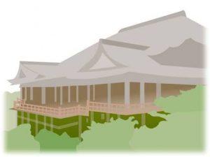 京都の清水寺・清水の舞台から飛び降りる。京都で合鍵作成・合鍵制作・スペアキー作成・合鍵を探す。俺の合鍵・合鍵・あいかぎ・スペアキー。