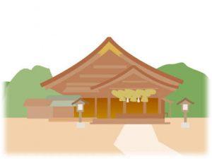 島根県出雲大社は有名な観光スポットです。合鍵・合鍵作成・スペアキー作成は俺の合鍵