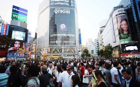 東京都渋谷区渋谷駅前のスクランブル交差点。合鍵制作・合鍵作成・ディンプルキー制作・スペアキー作成は全国配送料無料・ネット注文、金額、価格、値段も対面店舗と変わらない。カギ番号は見せない!俺の合鍵。