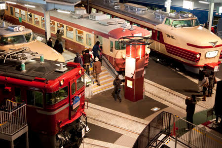 埼玉県さいたま市大宮区の大宮鉄道博物館の写真です。合鍵制作・合鍵作成・ディンプルキー作成・スペアキー作成は値段・価格・金額の安い俺の合鍵。カギ番号は他人に見せないでください。
