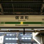 JR東日本の信濃町駅の写真。合鍵作成・合鍵制作・スペアーキー作成・ディンプルキー作成は値段・価格・金額も店舗と変わらない安さ俺の合鍵。カギ番号は他人に絶対に見せないでね。俺の合鍵ネット注文、アマゾン決済。