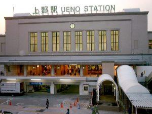 合鍵上野駅のどこで作成できるの...