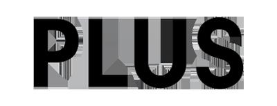PLUSのロゴ