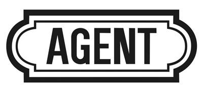 AGENTの合鍵 ロゴ