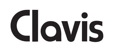 clavisのロゴ