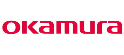 OKAMURAの合鍵 ロゴ